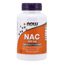 N-Acetyl Cysteine 600 мг - 100 Капсули