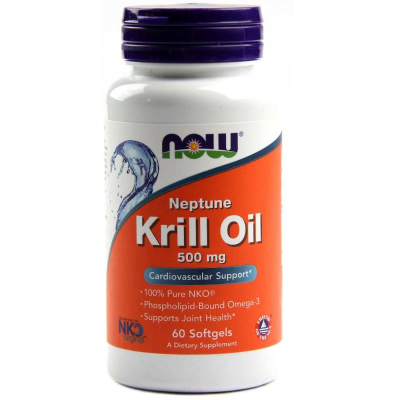 Neptune Krill Oil 500 мг - 60 Дражета