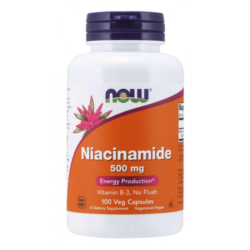 Niacinamide 500 мг - 100 капсули