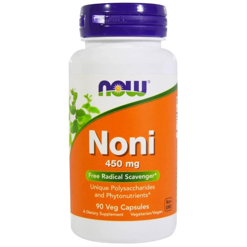 Noni (Нони) 450 мг - 90 Капсули