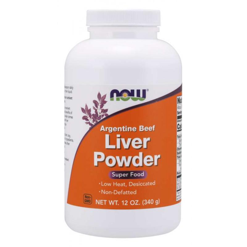 NOW - Liver Powder - 340 g