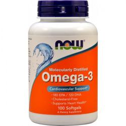 Omega-3 1000 мг - 100 Дражета