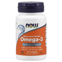 Omega-3 1000 мг - 30 Дражета