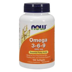 Omega 3-6-9 1000 мг - 100 Дражета