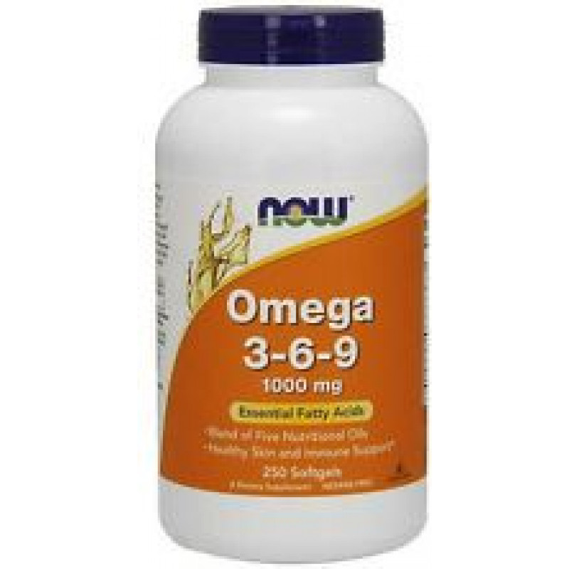 Omega 3-6-9 1000 мг - 250 Дражета