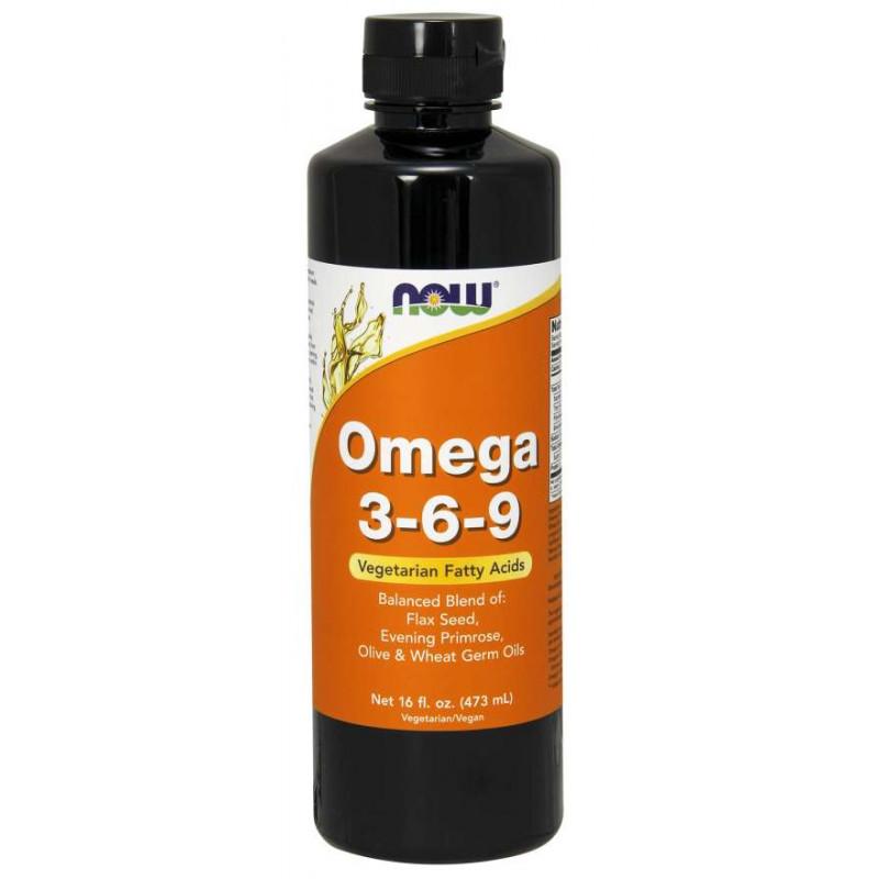 Omega 3-6-9 Liquid - 473 ml