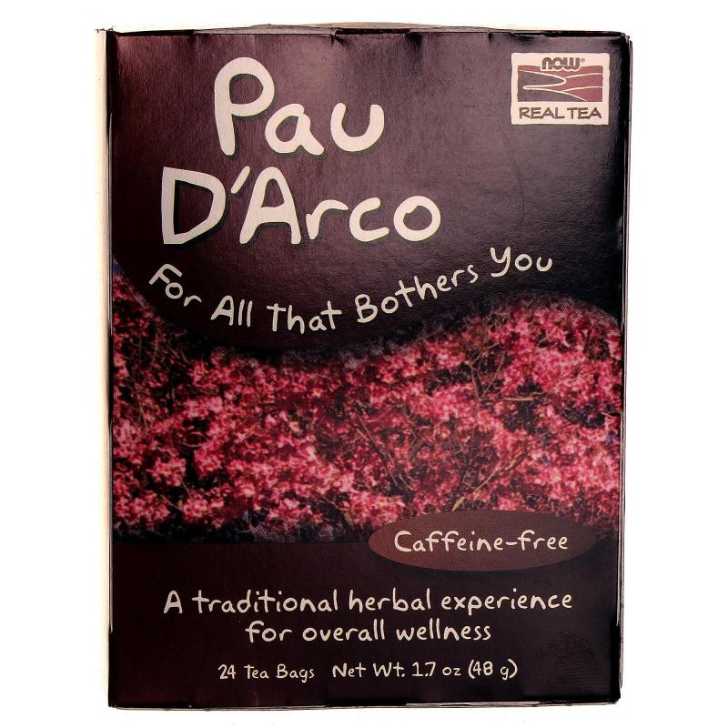 Pau D`Arco Чай - 24 Пакетчета