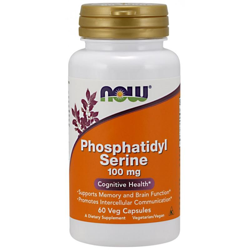 Phosphatidyl Serine 100 mg (ФОСФАТИДИЛ СЕРИН) - 60 vcapsules