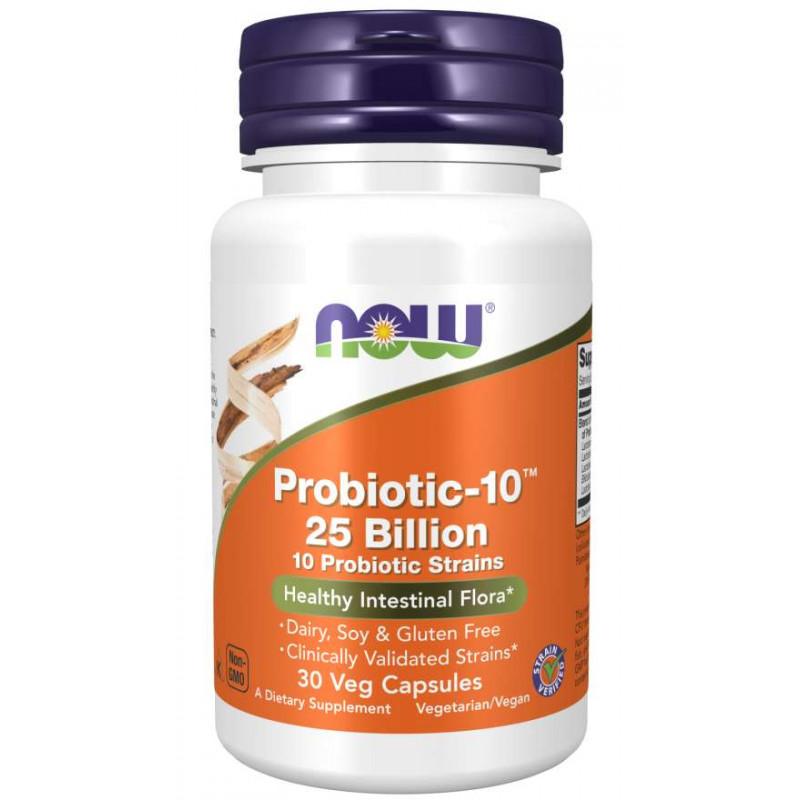 Probiotic-10 - 25 Billion - 30 Капсули