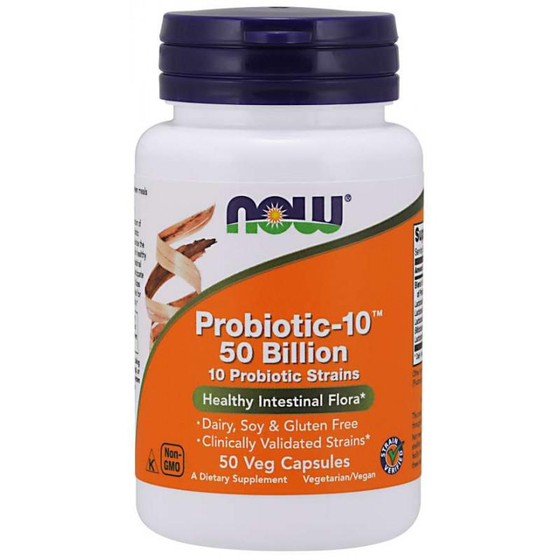 Probiotic-10™ 50 Billion - 50 vcaps