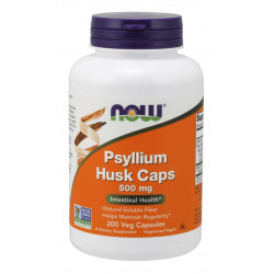 Psyllium Husk 500 мг - 200 Капсули