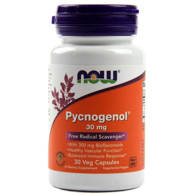 Pycnogenol 30 мг - 30 Капсули