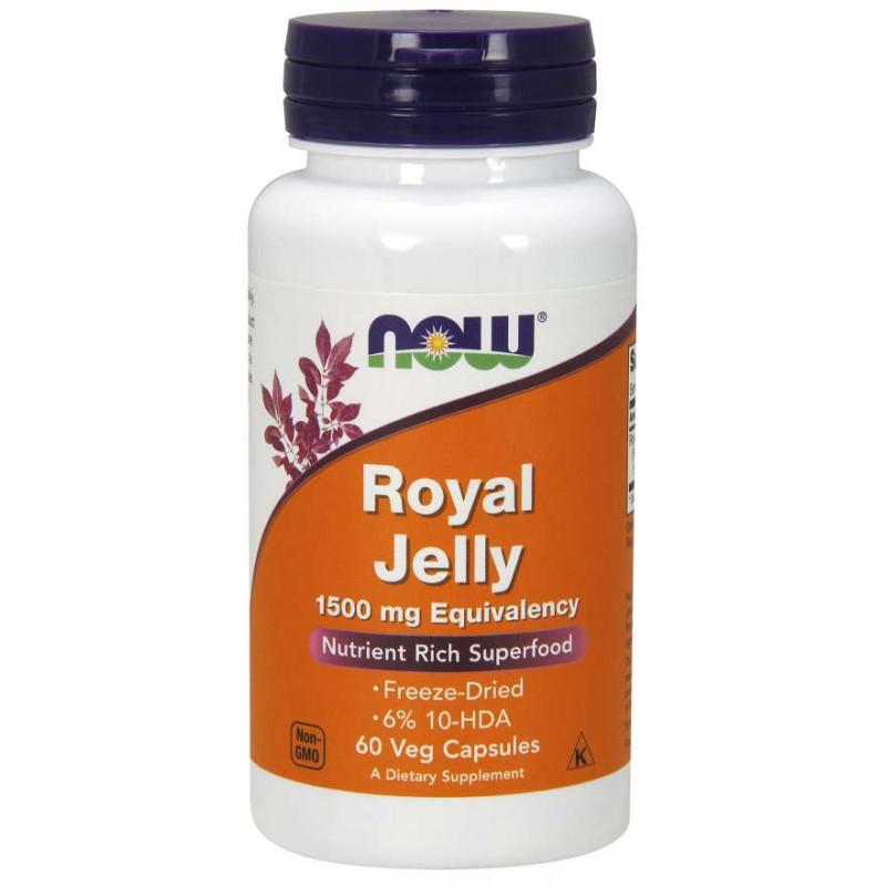 Royal Jelly 1500 mg - 60 capsules