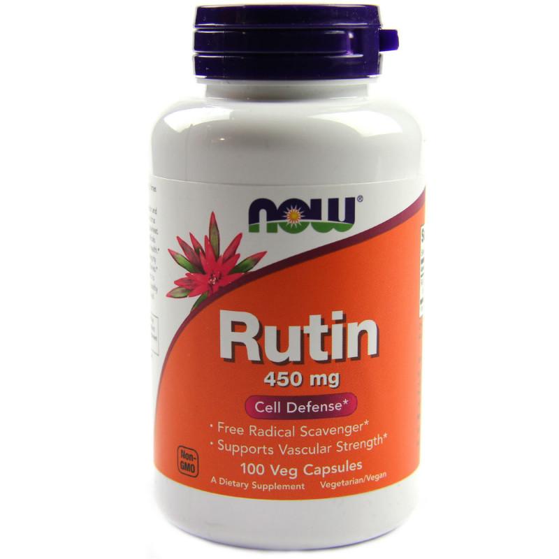 Rutin 450 мг - 100 Капсули