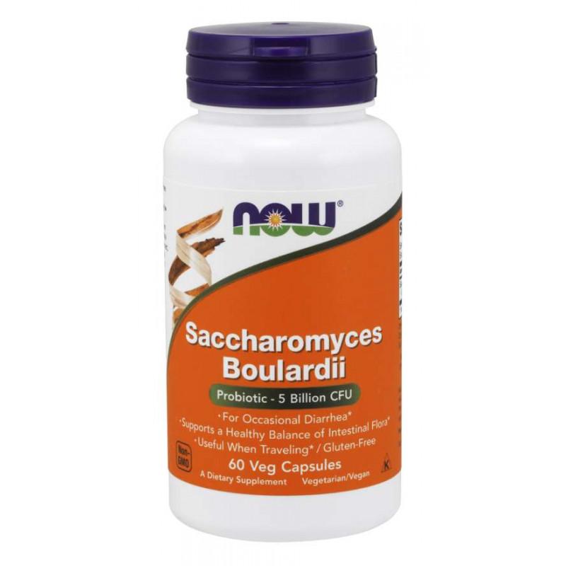 Saccharomyces Boulardii - 60 Капсули