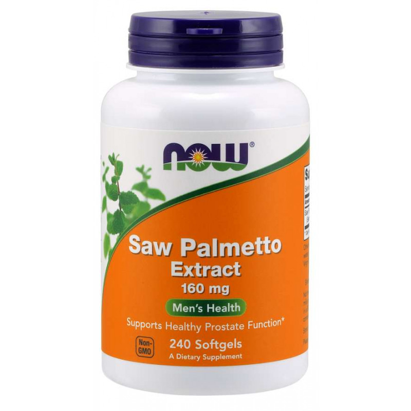 Saw Palmetto Extract 160 мг - 240 Дражета