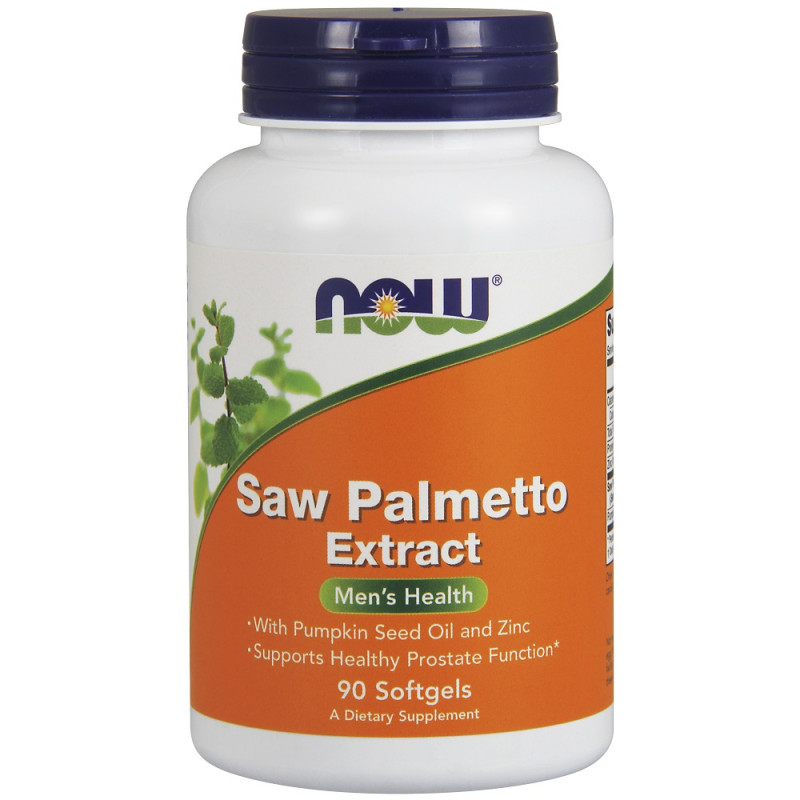 Saw Palmetto Extract 80 mg - 90 дражета