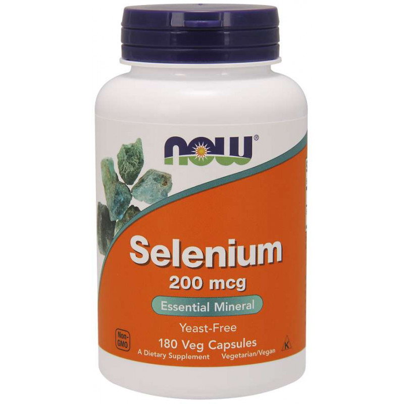Selenium 200 мкг - 180 Капсули