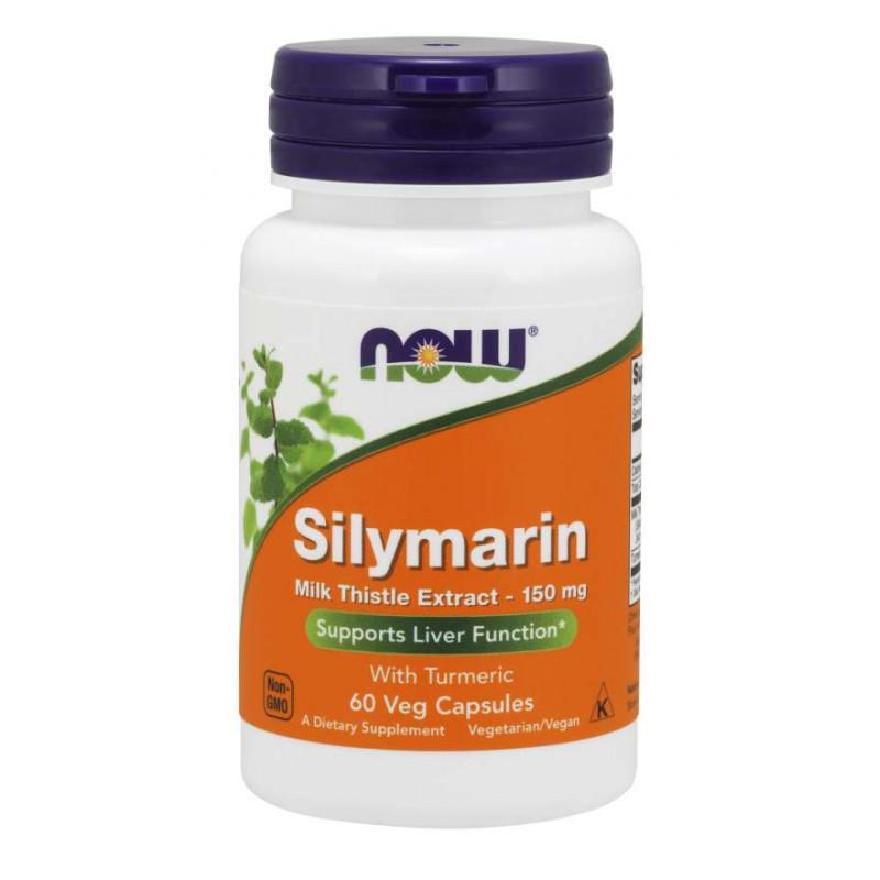 Silymarin (Магарешки Бодил) 150 мг - 60 Капсули