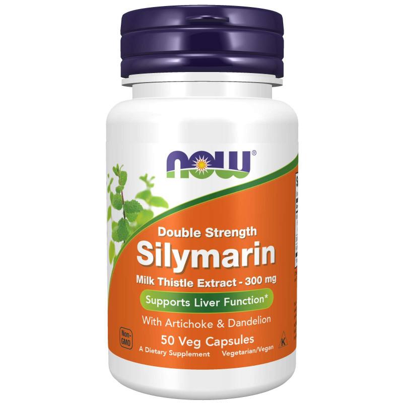 Silymarin (Магарешки Бодил) 300 мг - 50 Веган капсули