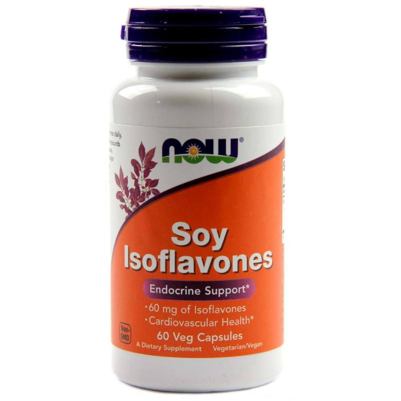 Soy Isoflavones 150 мг - 60 Капсули