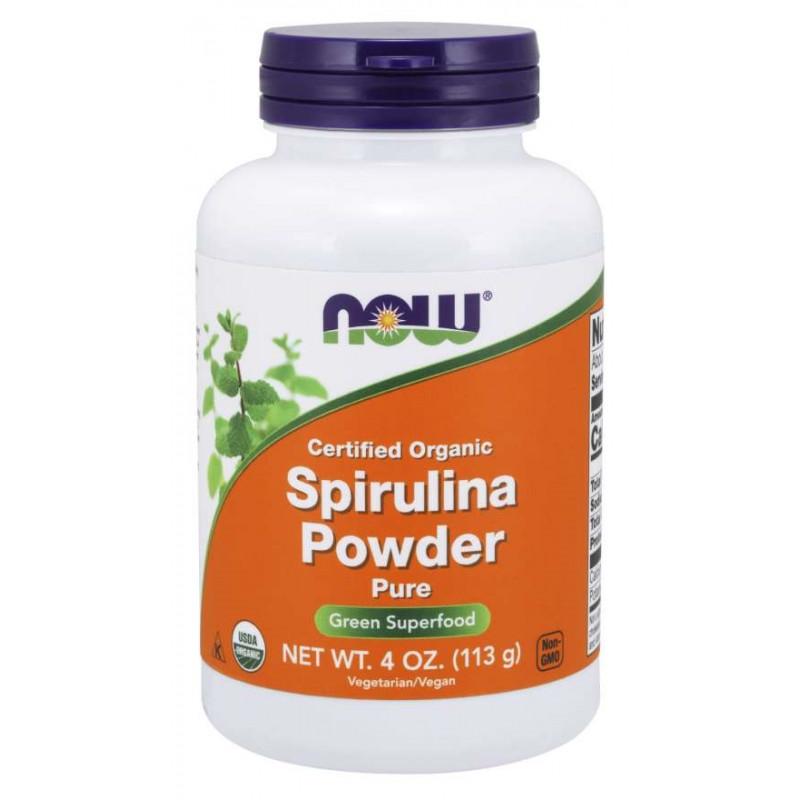 Spirulina Organic Powder - 113 g