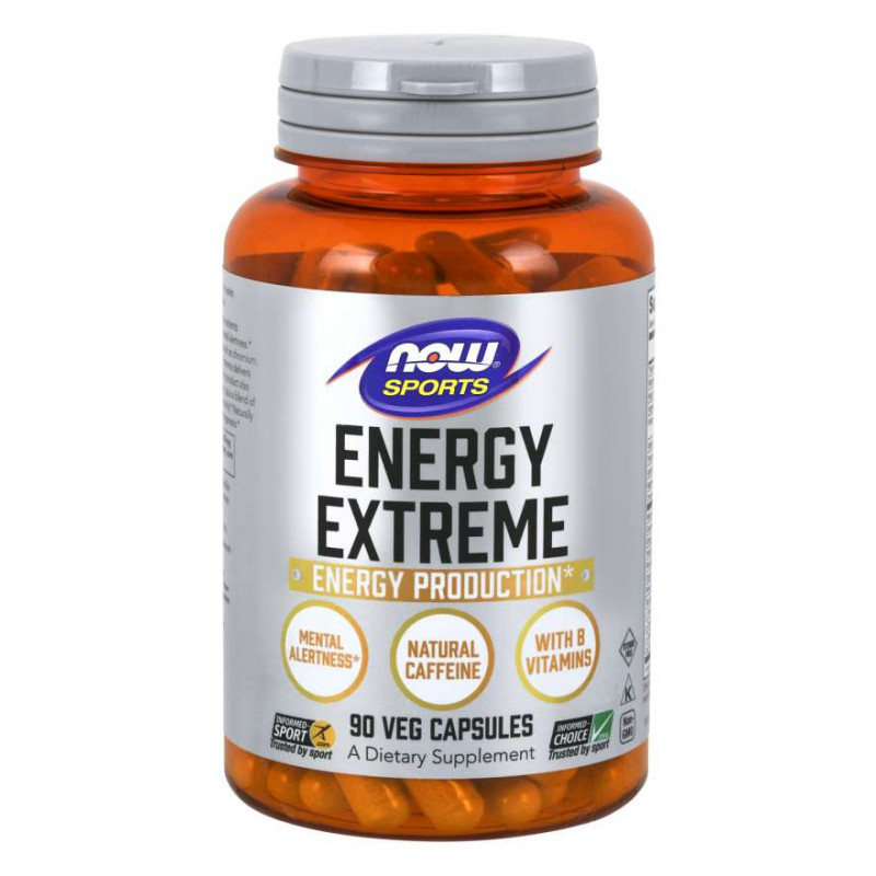 Sports Energy Extreme - 90 Капсули