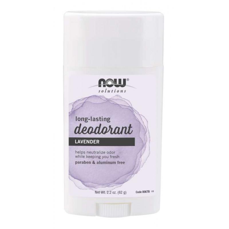 Стик дезодорант с лавандулово масло - DEO STICK LONG-LASTING LAVENDER - 62 g