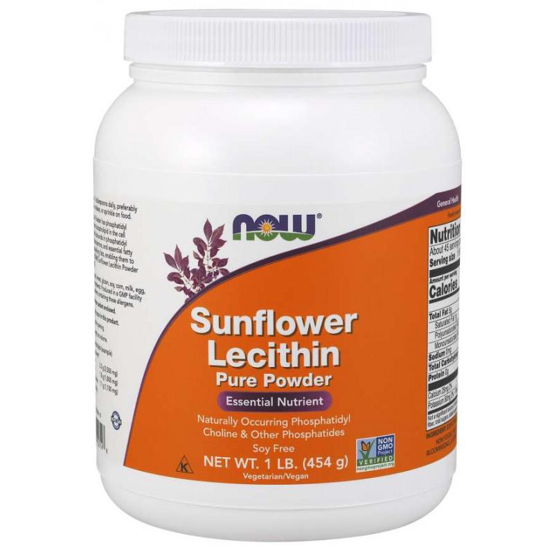 Sunflower Lecithin - 454 грама