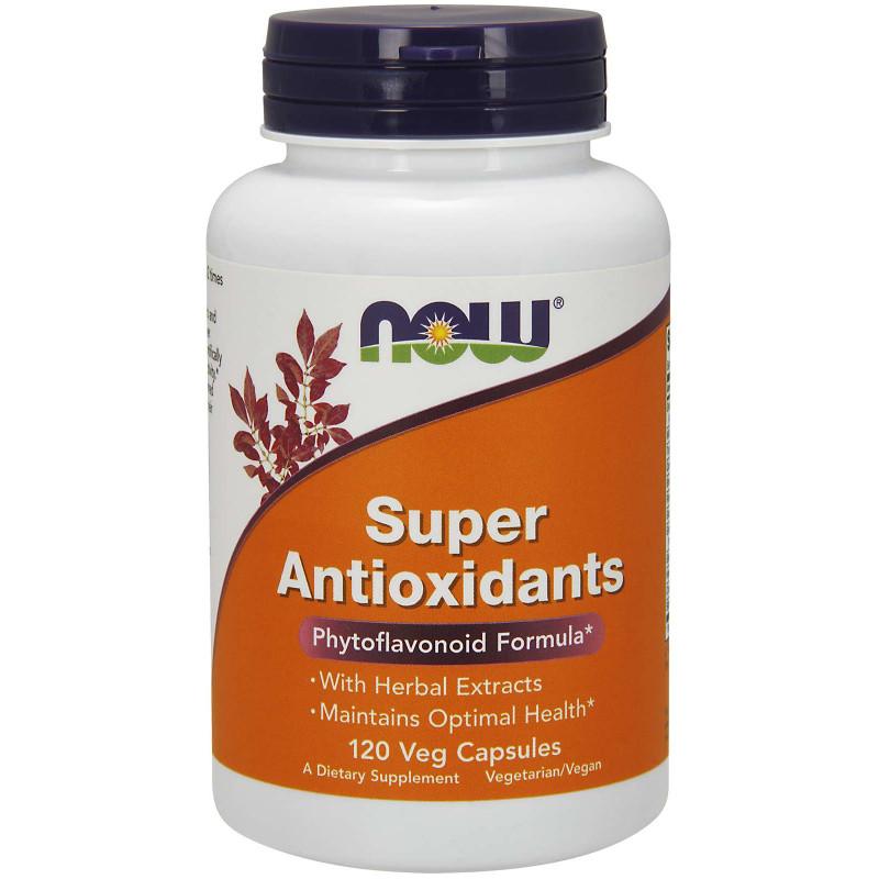Super Antioxidants - 120 веган капсули