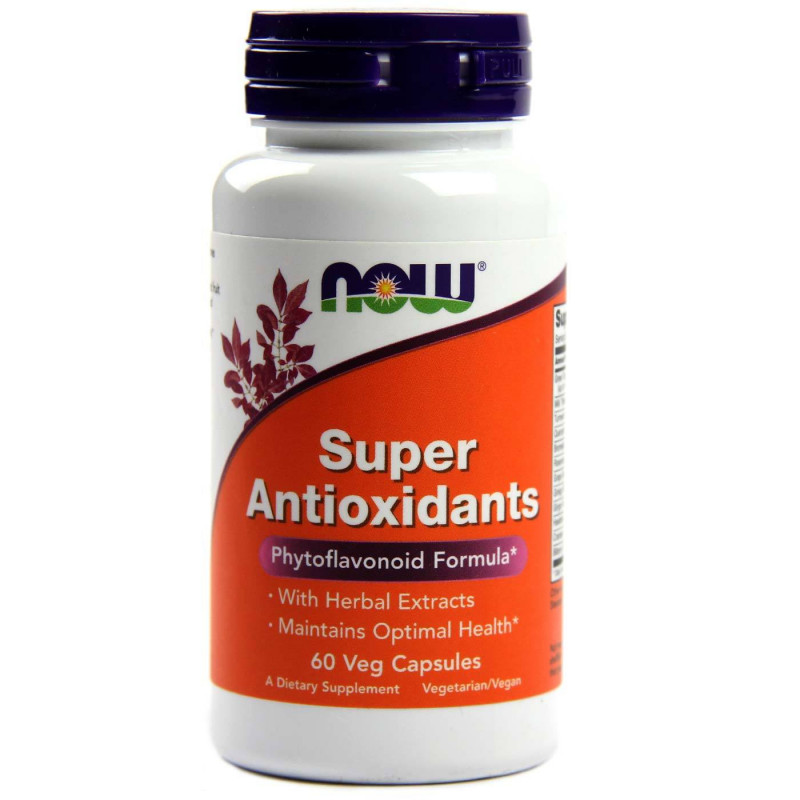 Super Antioxidants - 60 Капсули