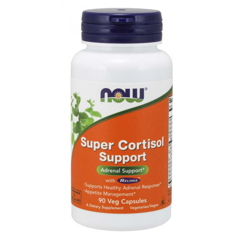 Super Cortisol Support - 90 Капсули