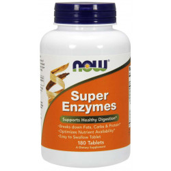 Super Enzymes - 180 Tаблетки