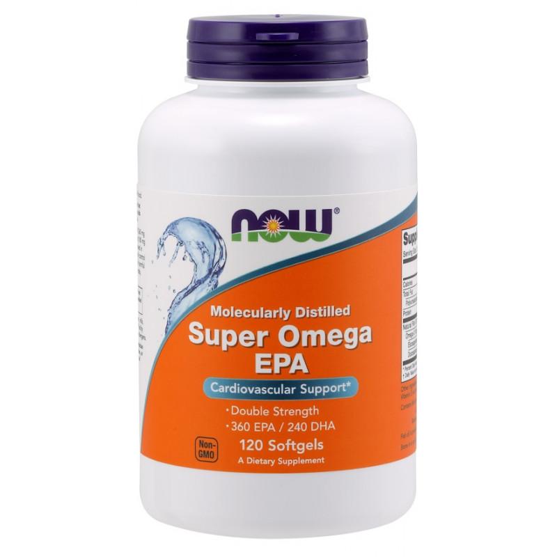 Super Omega EPA 120 дражета