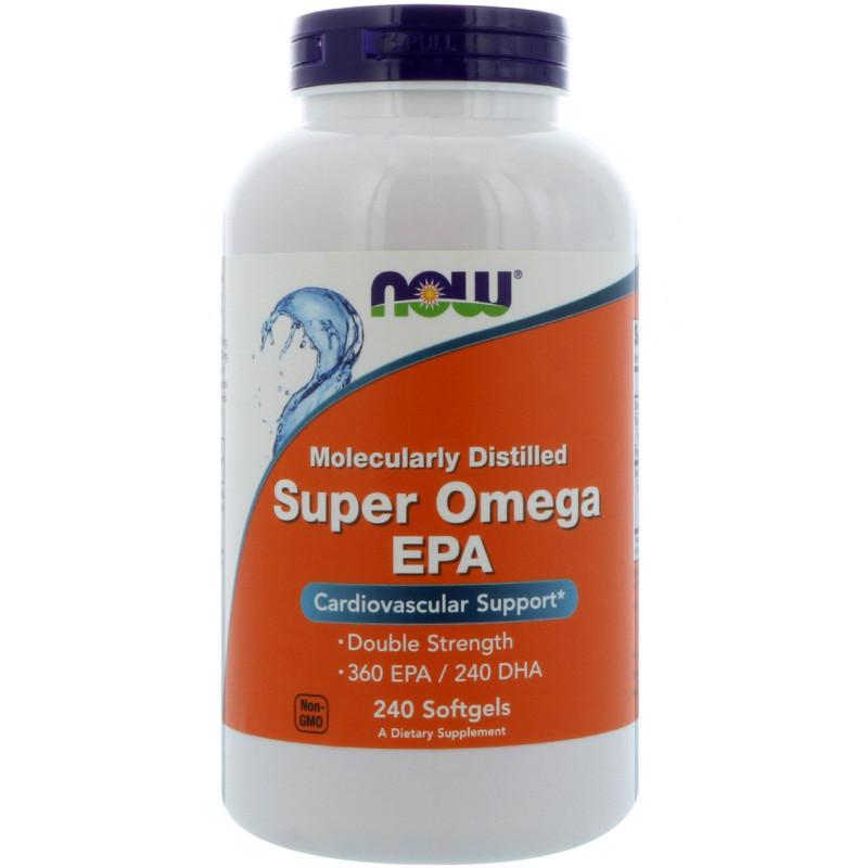 Super Omega EPA 240 дражета