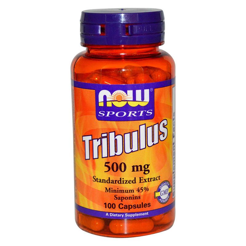 Tribulus 500 мг - 100 Капсули