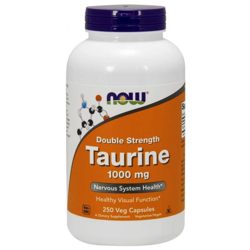 Taurine 1000 мг - 250 Капсули