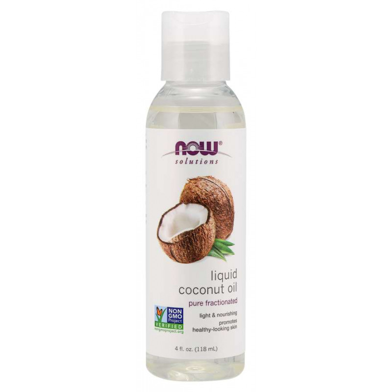 Течно кокосово масло - COCONUT OIL LIQUID - 118 ML