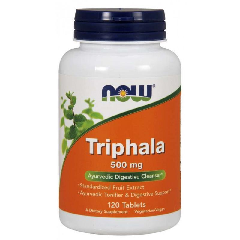 Triphala 500 mg - 120 таблетки
