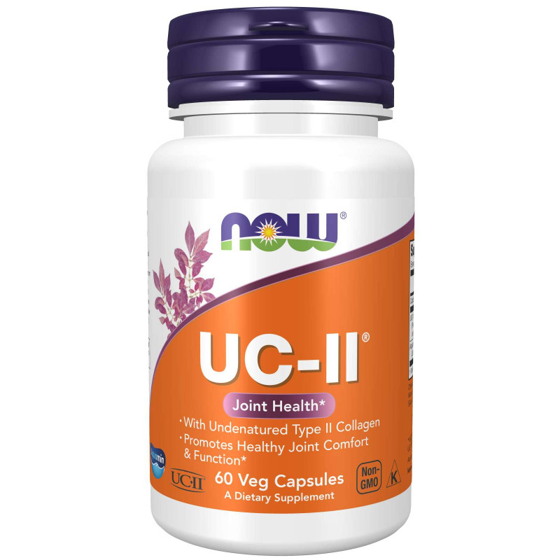 UC-II Type - II Collagen 40 мг - 60 Капсули