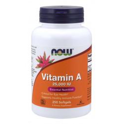 Vitamin A 25,000 IU - 250 Дражета