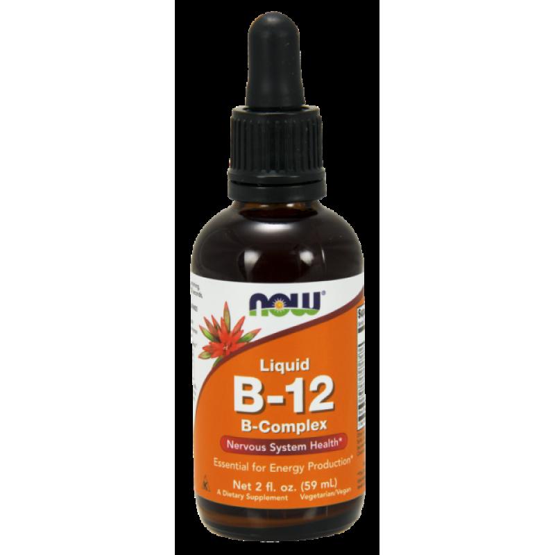 Vitamin B-12 Complex - 60 мл