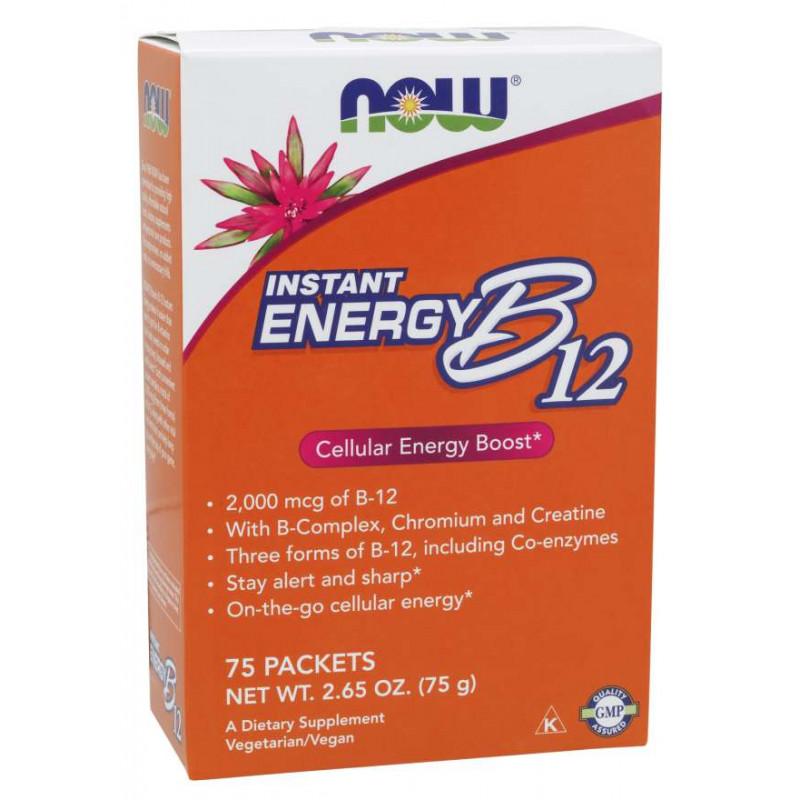 Vitamin B-12 Instant Energy - 75 Пакета