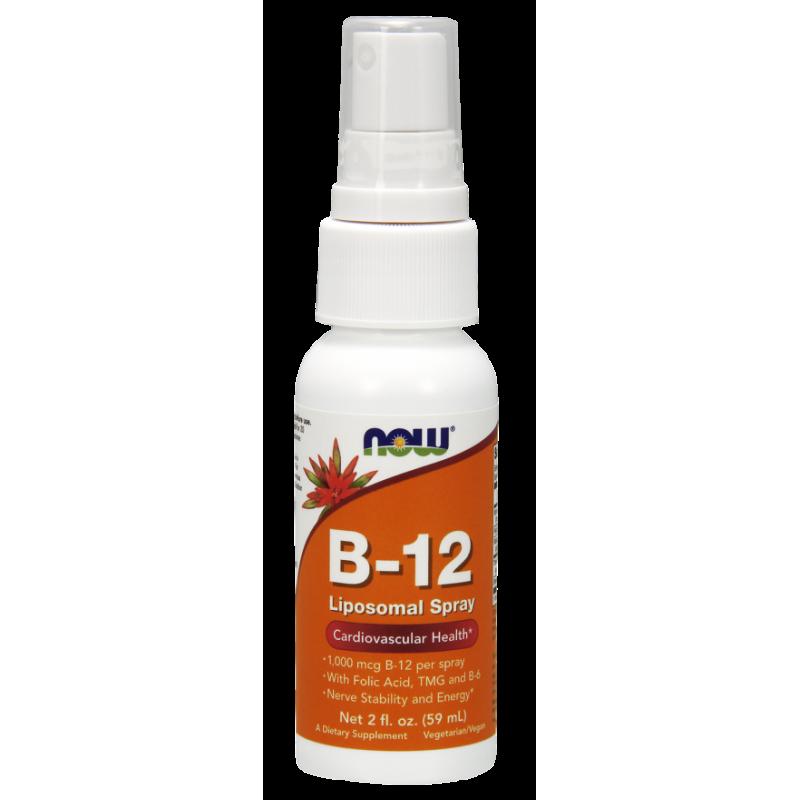 Vitamin B-12 Liposomal Spray - 59 мл