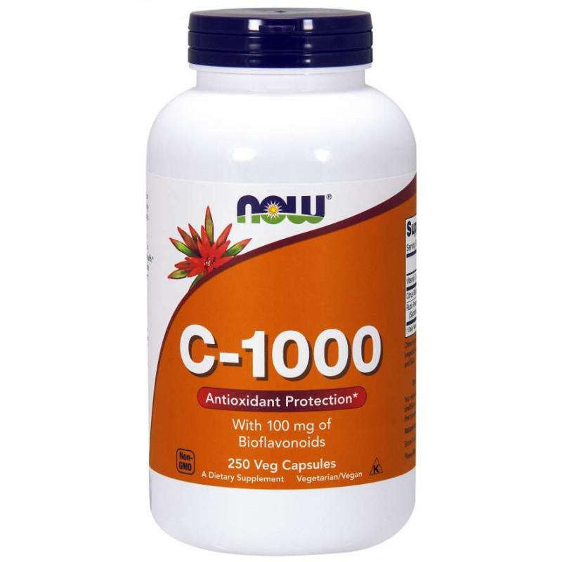 Vitamin C-1000 - 250 Капсули