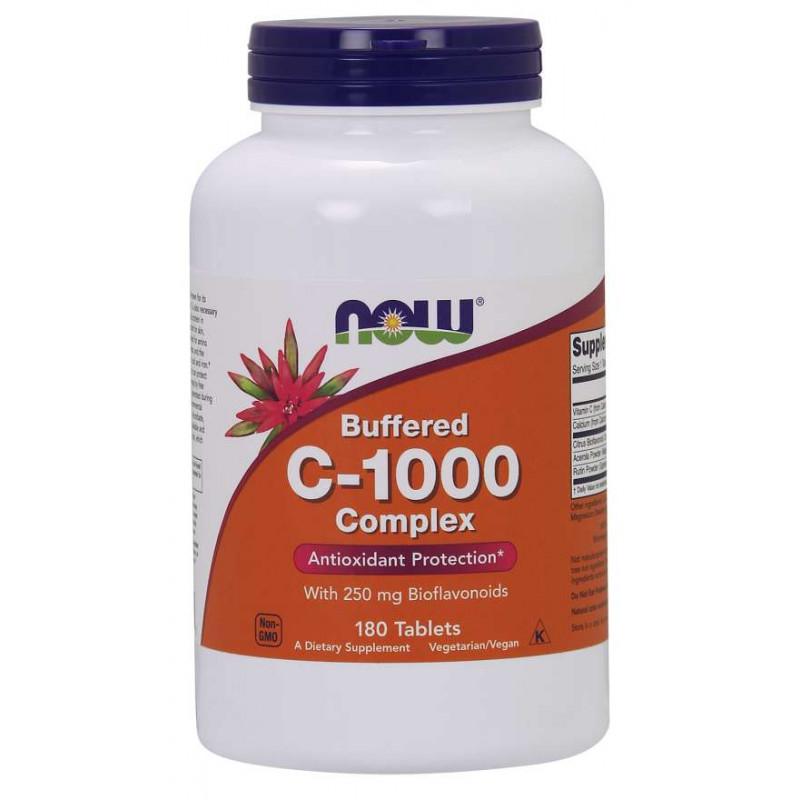 Vitamin C-1000 Complex - 180 таблетки