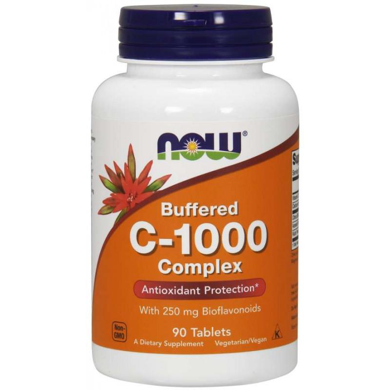 Vitamin C-1000 Complex - 90 таблетки