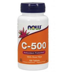 Vitamin C-500 - 100 Таблетки