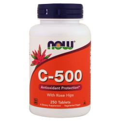 Vitamin C-500 - 250 Таблетки