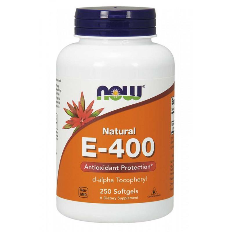 Vitamin E-400 IU - 250 Дражета